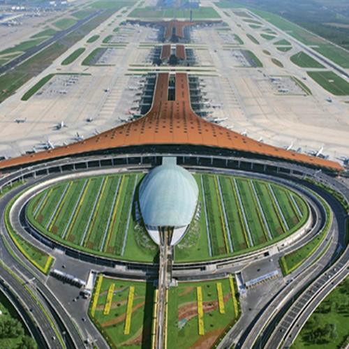 北京国际机场T3航站楼