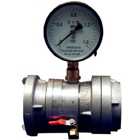 消火栓测压装置
